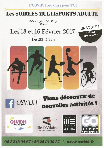 soirees multisports